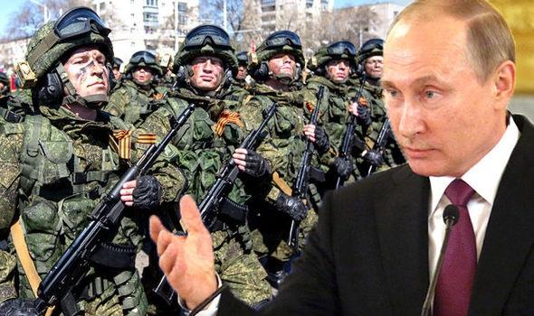 """Điện Kremlin cảnh báo rắn NATO, nhắc nhở về """"lằn ranh đỏ"""" của Putin - Ảnh 1."""