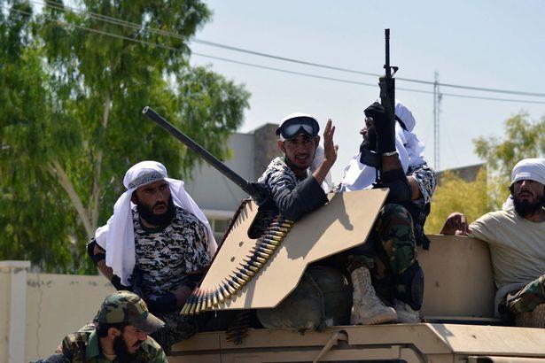 Cảnh báo sốc: Taliban có thể trang bị 150 đầu đạn hạt nhân - Ảnh 1.