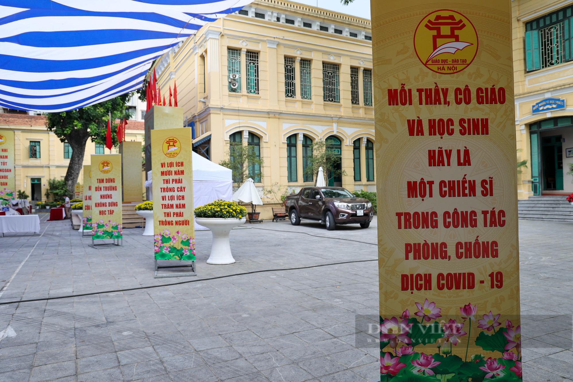Hà Nội: Gấp rút chuẩn bị cho Lễ khai giảng online đặc biệt của Thủ đô - Ảnh 4.