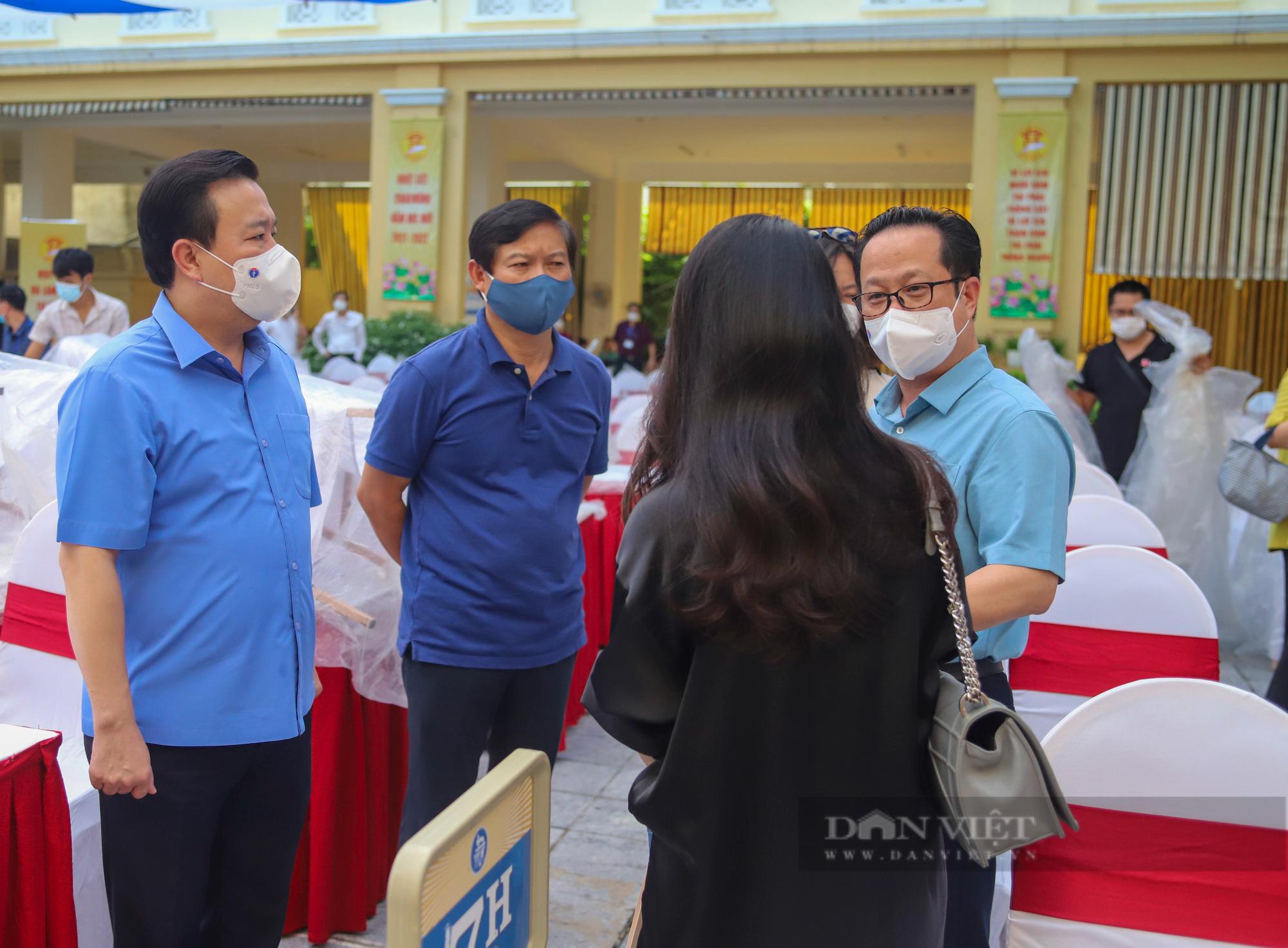 Hà Nội: Gấp rút chuẩn bị cho Lễ khai giảng online đặc biệt của Thủ đô - Ảnh 7.