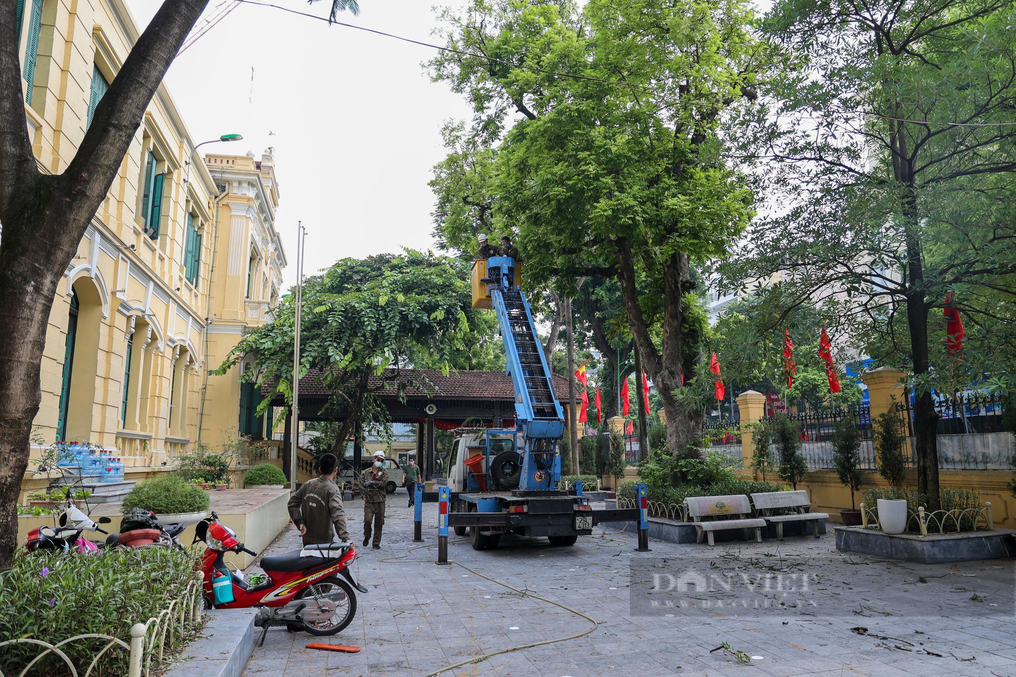 Hà Nội: Gấp rút chuẩn bị cho Lễ khai giảng online đặc biệt của Thủ đô - Ảnh 11.
