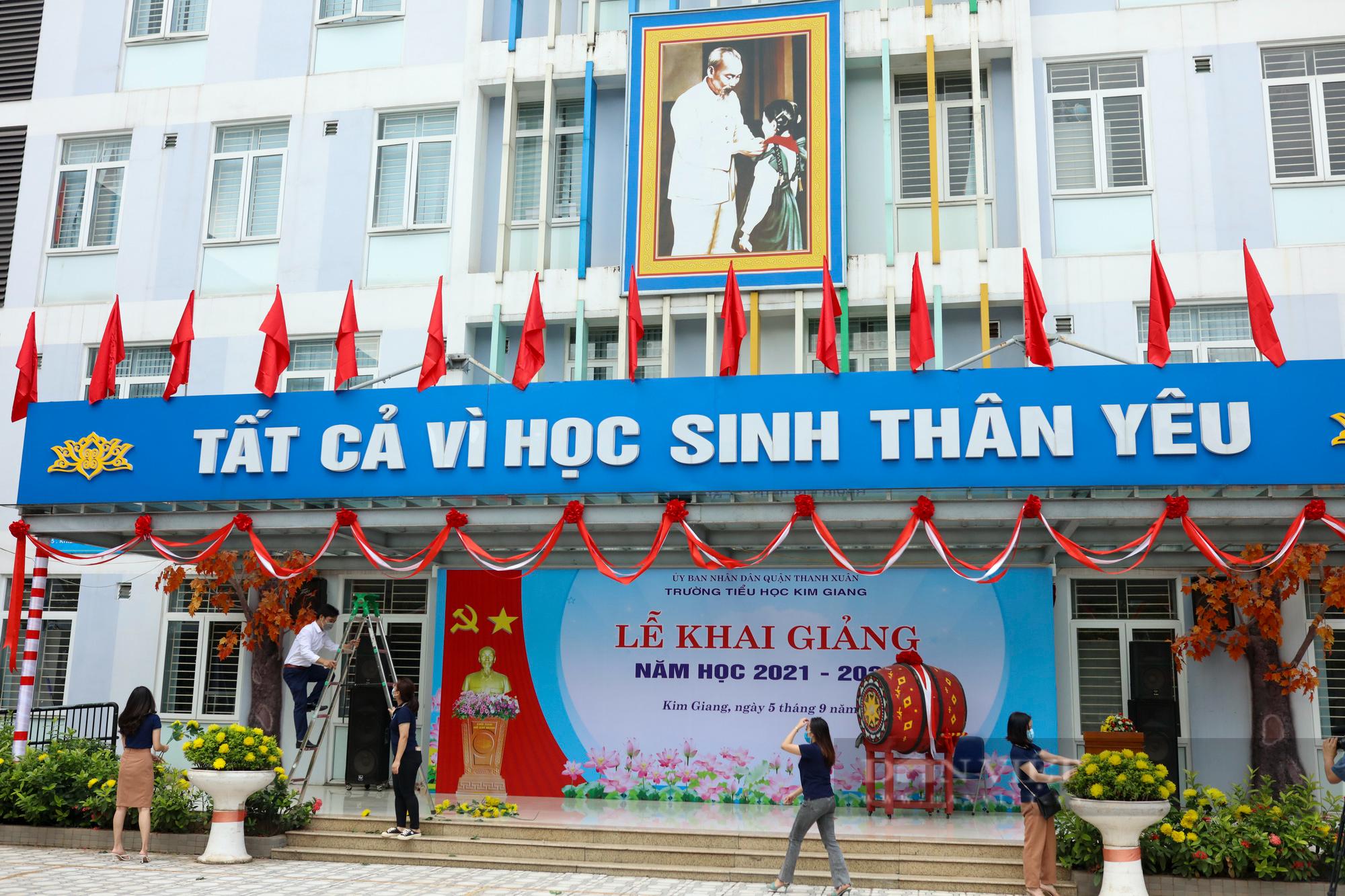 Hà Nội: Gấp rút chuẩn bị cho Lễ khai giảng online đặc biệt của Thủ đô - Ảnh 14.