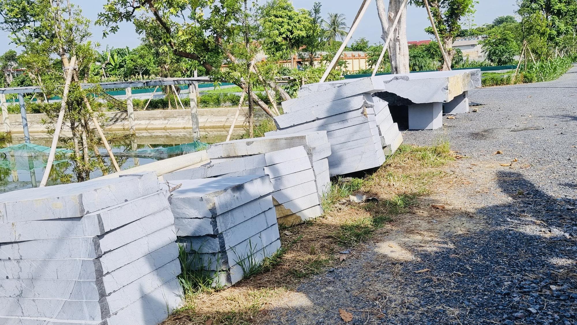 Thanh Hóa: Công trình đồ sộ xây trái phép hơn 2 năm trên diện tích lớn đất nông nghiệp, địa phương bất lực? - Ảnh 3.