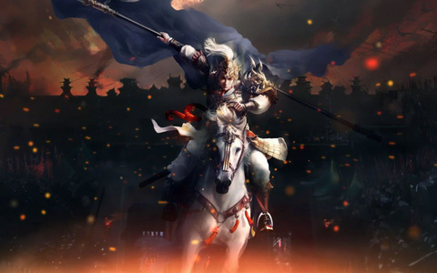 """Ba vị """"bạch y chiến tướng"""" nổi danh nhất lịch sử Trung Quốc"""
