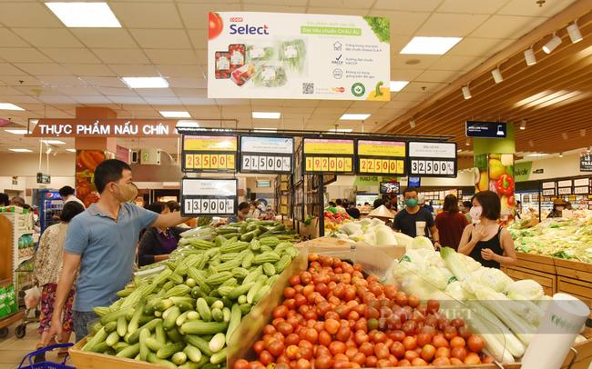 Saigon Co.op: Kinh doanh nông sản không có lời
