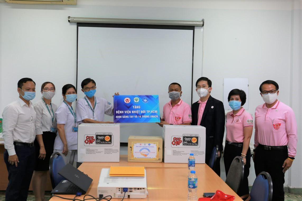 """C.P. Việt Nam đồng hành cùng dự án """"Bệnh Viện Tại Nhà"""" hỗ trợ người dân vượt qua COVID-19 - Ảnh 3."""