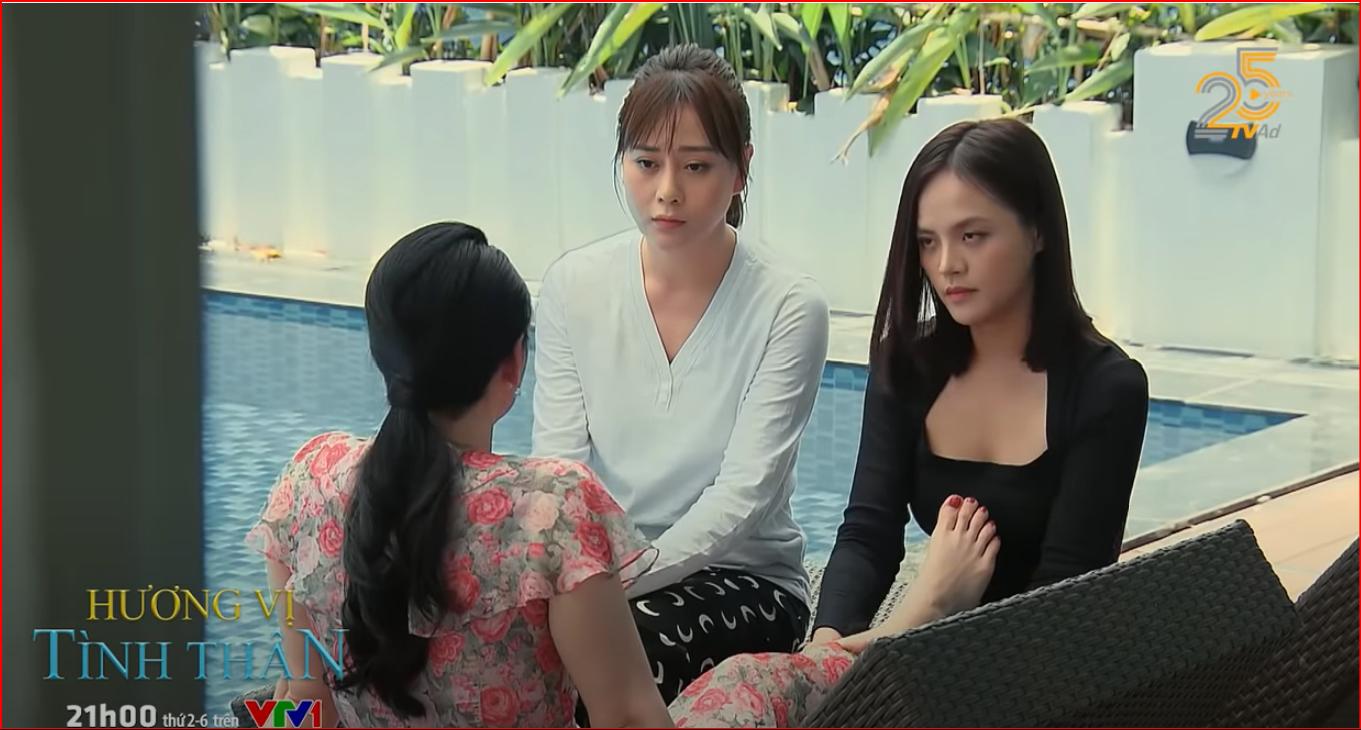 Phim hot Hương vị tình thân tập 28 phần 2: Nam vất vả tại nhà chồng - Ảnh 2.