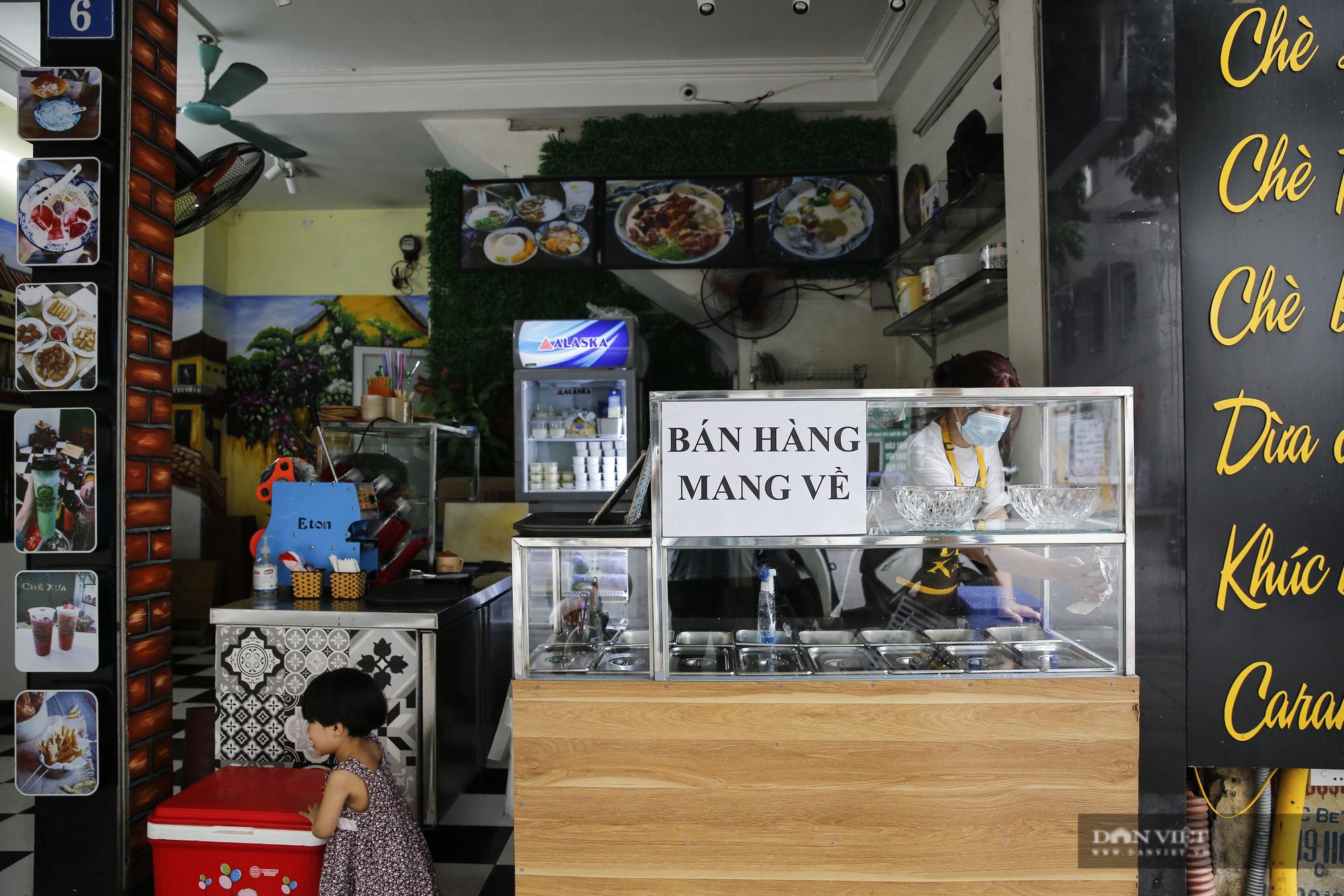 Hà Nội: Cơ sở kinh doanh dịch vụ ăn, uống được phép bán mang về từ 12h ngày 16/9 - Ảnh 1.