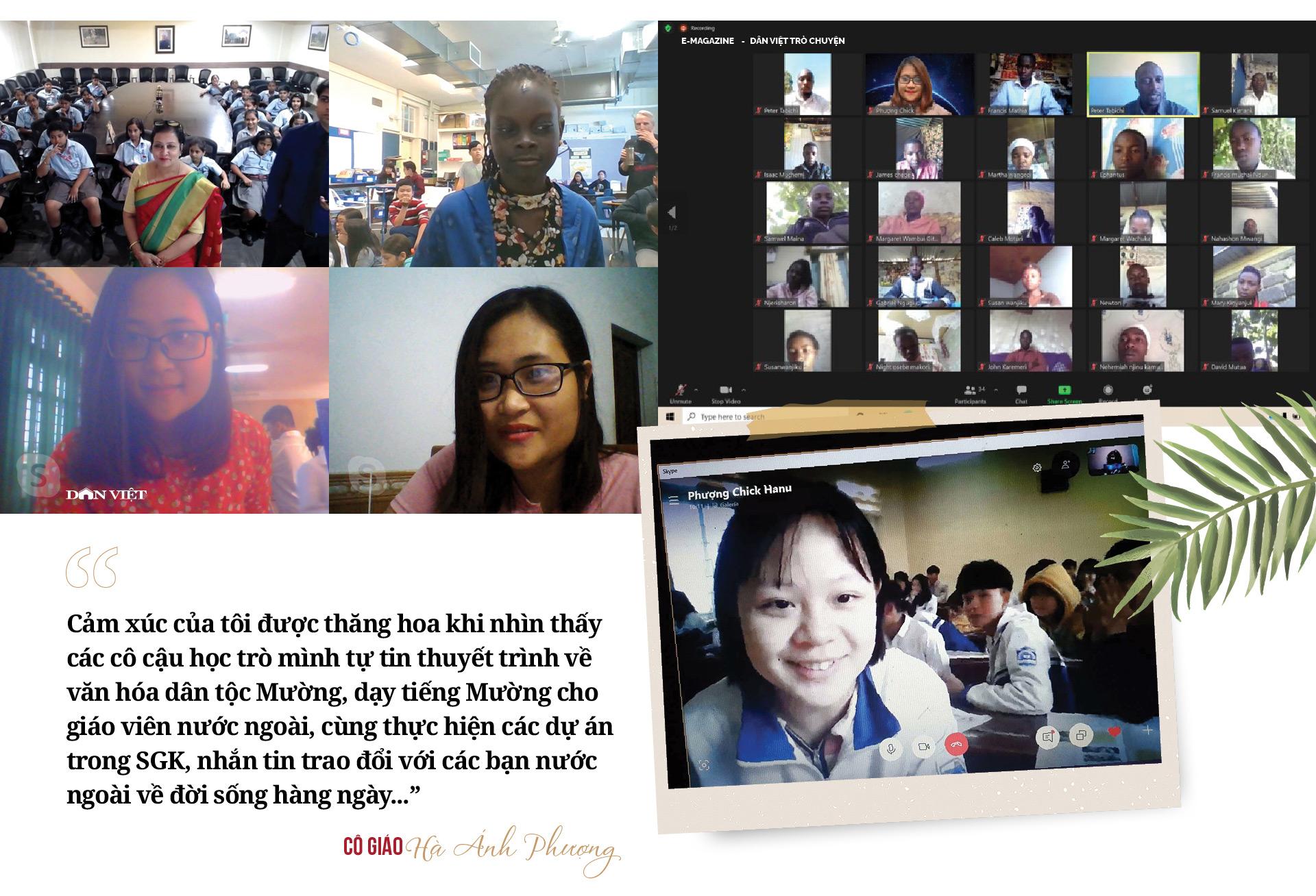 Cô giáo toàn cầu Hà Ánh Phượng: Tôi đang đi đúng đường và thật sự không cô đơn… - Ảnh 6.