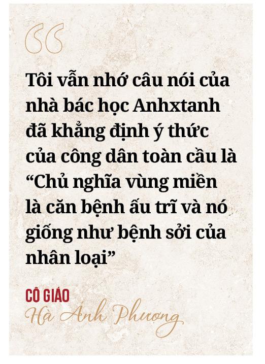 Cô giáo toàn cầu Hà Ánh Phượng: Tôi đang đi đúng đường và thật sự không cô đơn… - Ảnh 8.