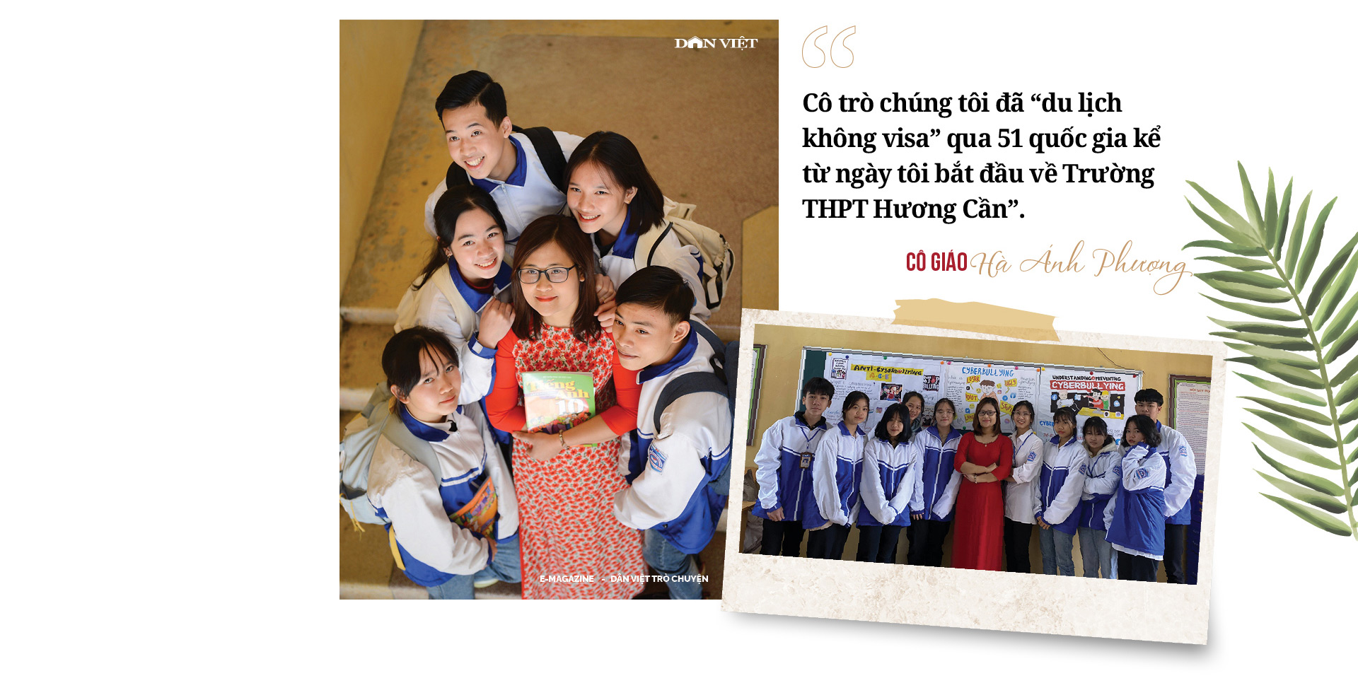 Cô giáo toàn cầu Hà Ánh Phượng: Tôi đang đi đúng đường và thật sự không cô đơn… - Ảnh 18.