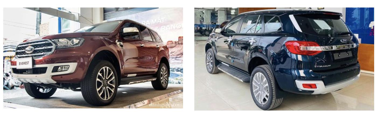 """So sánh Ford Everest và Toyota Fortuner: Người dùng bối rối """"xuống tiền"""" - Ảnh 1."""