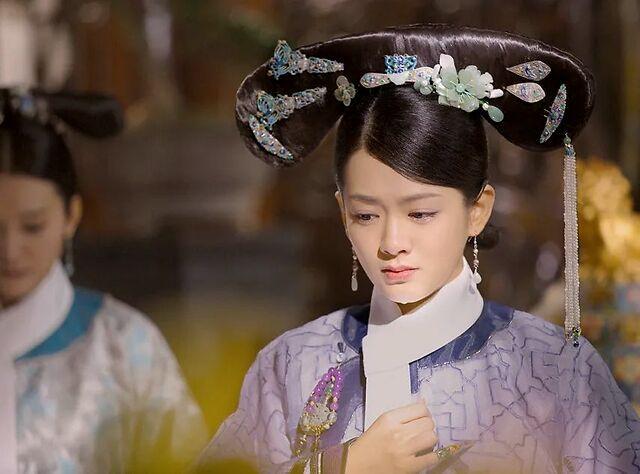 Phi tần được Càn Long đế thị tẩm nhiều nhất nhì hậu cung nhưng không được sách phong làm Hoàng hậu vì một lời nguyền - Ảnh 4.