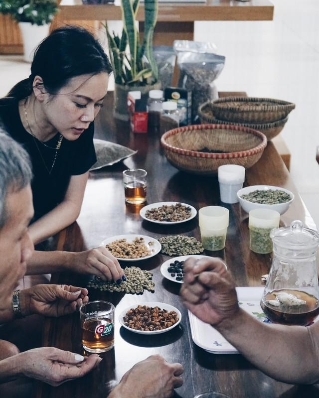 Sarah Nguyen - ước mơ đưa cà phê Việt lên một tầm cao mới - Ảnh 4.