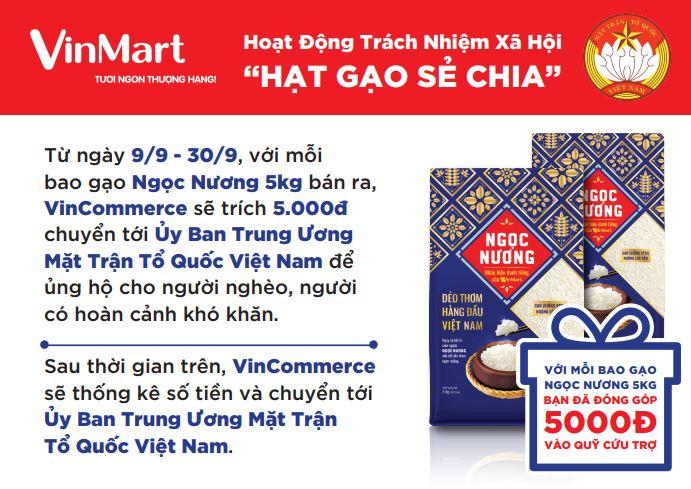 """Nông sản nội địa lên ngôi trong chương trình """"Tự hào hàng Việt"""" tại VinMart/VinMart+ - Ảnh 3."""