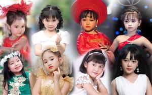 Top 8 gương mặt như thiên thần trong làng nghệ thuật trẻ em