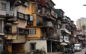 Hà Nội: Khẩn trương rà soát hiện trạng nhà chung cư cũ nguy hiểm