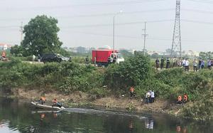 Sốc hiện trường vụ nữ sinh học viện Ngân hàng bị cướp tài sản, thi thể dưới sông Nhuệ