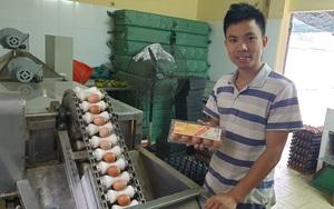 Nam Định: Bỏ việc văn phòng về quê nuôi gà đẻ trứng bán cho siêu thị, 8X thu tiền tỷ/năm.