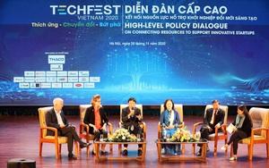 Bế mạc Techfest 2020: Hệ sinh thái khởi nghiệp đổi mới sáng tạo ngày càng hội nhập thế giới