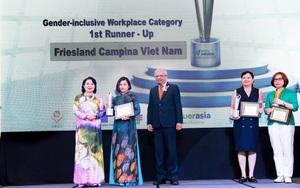 FrieslandCampina Vietnam nhận giải thưởng Trao quyền cho Phụ nữ khu vực châu Á – Thái Bình Dương