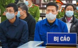 Toàn cảnh phiên toà xét xử Nguyễn Nhật Cảm cùng 9 đồng phạm