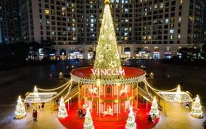 Cùng Vincom lộng lẫy đón Giáng Sinh nhiệm màu và ngập tràn yêu thương