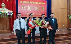 Chủ tịch Quỹ đầu tư phát triển Quảng Nam là ai?
