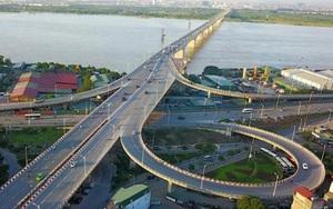 Đầu tư hơn 2.500 tỷ đồng làm cầu Vĩnh Tuy 2