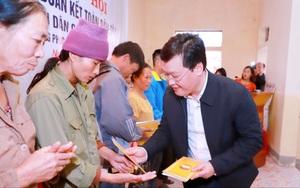 Chủ tịch Nghệ An Nguyễn Đức Trung chúc mừng Giáng sinh tới chức sắc, chức việc, tu sĩ, đồng bào công giáo