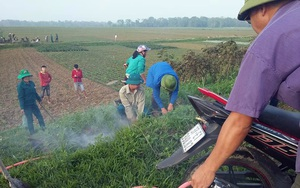 Phục sát đất nông dân Nghệ An, bắt chuột bằng cách cực độc lạ