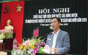 Nam Định: Vụ hàng ngàn m2 đất ruộng bị biến thành nhà ở, Thanh tra đất đai ở Yên Phúc trong 5 năm qua