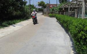 Nông thôn mới Quảng Nam: Đột phá hạ tầng ở xã Quế Xuân 1
