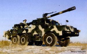 Pháo tự hành SH-1 của Trung Quốc có gì đặc biệt?