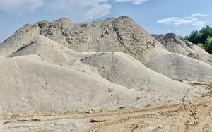 Quảng Ngãi: Xử lý bãi chứa cát trái phép của Công ty Lý Tuấn đến đâu?