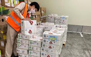 Lô vải thiều tươi đầu tiên sang Nhật Bản giá bán sỉ 8 - 12 USD/kg