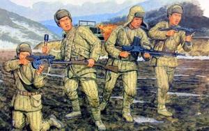 Trung Quốc lâm trận chặn quân Mỹ trong Chiến tranh Triều Tiên 1950-1953
