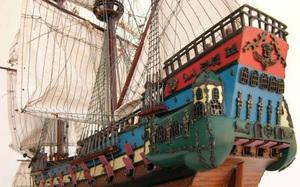 8 con tàu cướp biển nổi tiếng thế giới: Nỗi khiếp sợ trên đại dương