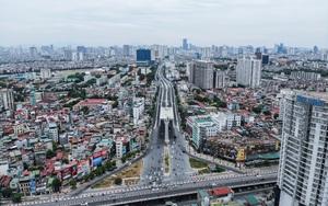 Dần lộ diện tuyến đường trên cao nghìn tỷ tại Hà Nội