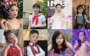 8 gương mặt thiên thần nhỏ đa tài trong các lĩnh vực nghệ thuật