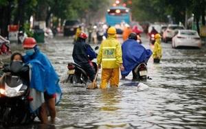 Đến hẹn lại... lụt, lãnh đạo Công ty Thoát nước Hà Nội phân trần