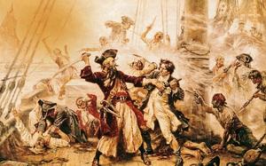 Cướp biển vùng Caribbean: Thời đại hoàng kim kéo dài bao lâu?