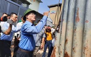 TP.HCM: Huyện Bình Chánh giải thích chuyện gặp khó khăn trong quản lý trật tự xây dựng