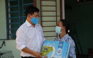 Cô Gái Hà Lan tiếp tục hỗ trợ 120.000 sản phẩm sữa đến tuyến đầu chống dịch