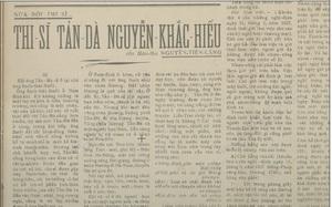 Nam Phương hoàng hậu từng ra Hà Nội và được Tản Đà tặng thơ?