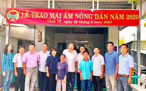 Thêm nhiều việc làm thiết thực kỷ niệm 90 năm Ngày thành lập Hội Nông dân Việt Nam