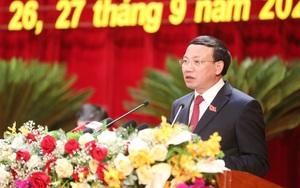 Ông Nguyễn Xuân Ký tiếp tục được bầu làm Bí thư Tỉnh ủy Quảng Ninh