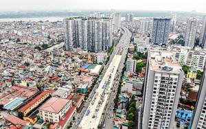 Toàn cảnh đại công trường hơn 9.000 tỷ đồng trên đường Vành đai 2 Hà Nội