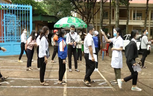 Hàng nghìn thí sinh tại Đắk Lắk tự tin bước vào kỳ thi tốt nghiệp THPT đợt 2