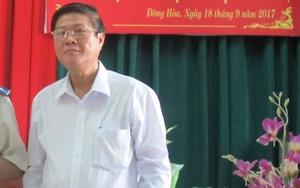 Phú Yên: Nguyên Chủ tịch huyện Đông Hòa bị khởi tố